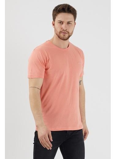 Slazenger Slazenger SANDER Erkek T-Shirt Somon Somon